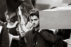 Protester by __Wichid__