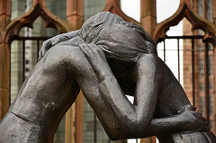 Reconciliation by Josefina de Vasconcellos at Coventry Cathedral, by Ben Sutherland