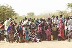 Dadaab, Kenya. Nuovi arrivi al campo by Oxfam Italia