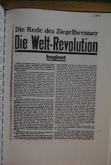 Collection of german anarchist newspapers by margaretkilljoy
