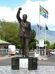 Nelson Mandela, by Vilseskogen