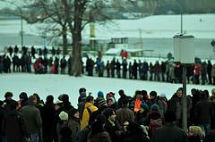 Menschenkette, by realname