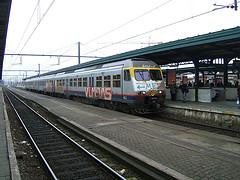 Break EMU in Gent Sint Pieters, by LHOON