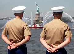 Fleet Week Embarkment NYC [Image 5 of 6] by DVIDSHUB