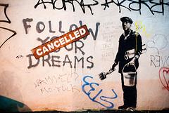 Banksy by atrphoto