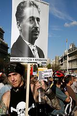 Marcha contra la impunidad del franquismo by Christian González García