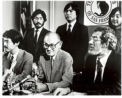 Korematsu Coram Nobis Press Conference by keithpr