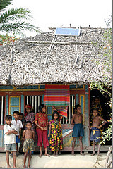 Grameen Shakti, Bangladesh: a village solar energy scheme in Bangladesh financed through micro credit, and which benefits women. by IIED