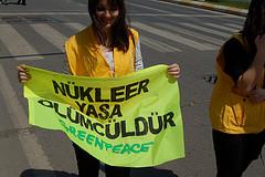 Nükleer Yasa Ölümcüldür (Nuclear policy is fatal) by anirvan