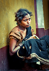 Homeless in Kolkata by huwowenthomas