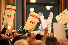 Union Yes by mfhiatt