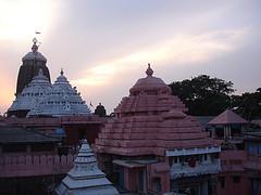 Orissa, Puri: Sri Jagannath Tempel by Felix Boos