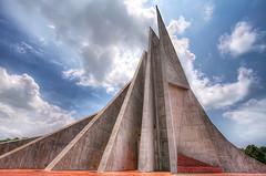 National Martyrs' Memorial by Wherever I Roam