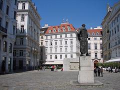 Judenplatz by Tjflex2