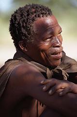 Kalahari Bushmen, by DragonWoman
