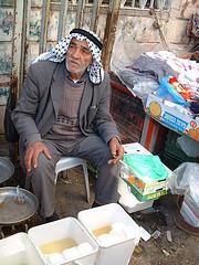 パレスチナのおじいさん