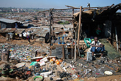 Kibera, by Sean Hawkey