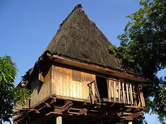 Rumah Adat Los Palos, Dili, East Timor, by yeowatzup