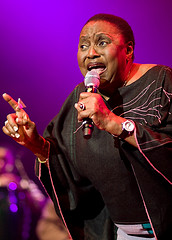 Miriam Makeba at the Hague Jazz 2008