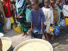 Wet Feeding in Mogadishu by Danish Refugee Council