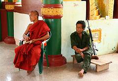 ビルマの僧と兵隊