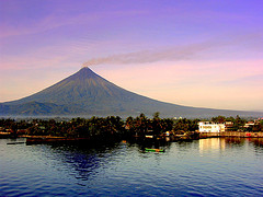 Mt. Mayon, Philippines, by dennistanay