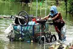 フィリピンの洪水