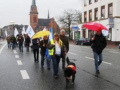 Ostermarsch 2010 in Bremerhaven by DIE LINKE. Niedersachsen