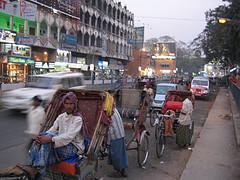 Patna Street by eekim