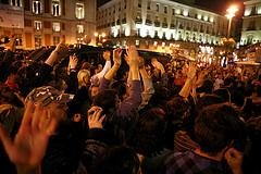 Democracia Real Ya Manifestación by Paul Gladis
