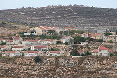 Qedumim settlement up close by michaelramallah