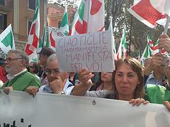 25 ottobre 2008 - Circo Massimo e dintorni - Roma