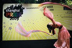 Shanghai Gay Pride 2009 - Shanghai, China by kk+
