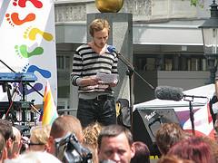 Dúhový Pochod. Pride. by Michal Hvorecky