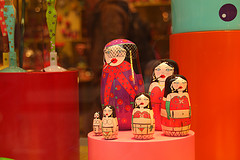 Striping russian dolls by davepatten