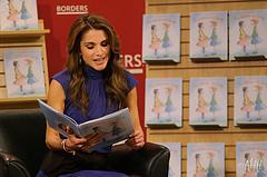 Queen Rania,