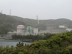 Tsuruga Nuclear Plant, Fukui, Japan, by Eunheui