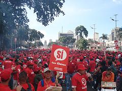 ベネズエラ、国民投票2日前