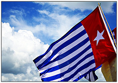 West Papua flag by lussqueittt