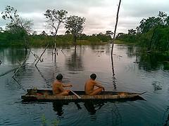 Canoa da Casca de um Jatoba, by E-GIACOMAZZI