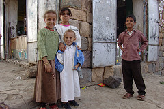 The younger generation in Yemen, by CharlesFred