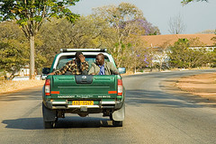 travelling in zimbabwe, by Sbrimbillina